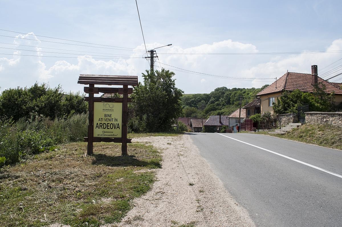 Intrare Ardeova, Manastireni