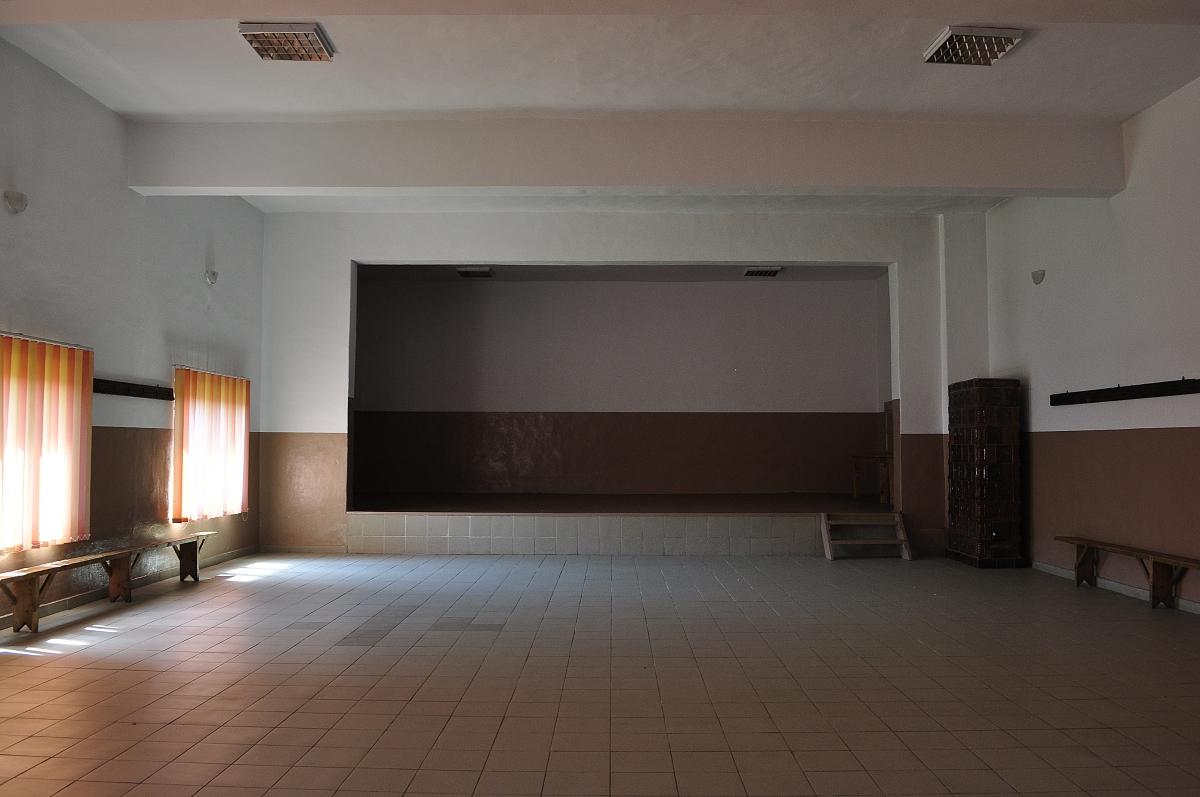 Camin cultural, Bedeciu, Manastireni